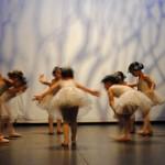 Ensayos y vestuario festival fin de curso Escuela de Danza
