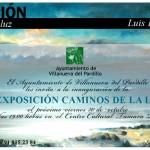 """Exposición """"Caminos de la luz"""", del 30 de octubre al 27 de noviembre"""