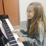 Isabel del Peso Fernández. Lenguaje Musical y Piano con Gonzalo