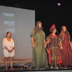 """El Grupo de Teatro Municipal representa en Madrid """"La vida de Brian"""""""