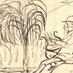 Exposición de dibujos de Unamuno, de la Red Itiner de la Comunidad de Madrid. Visitas guiadas